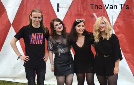 The Van T's