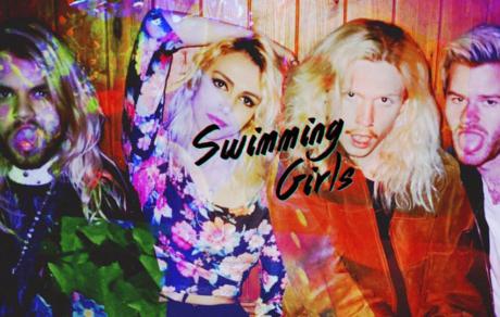 Swimming Girls