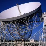 Lovell Telescope listening