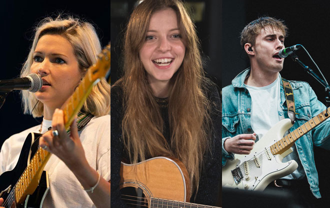Aibhe Reddy / Jade Bird / Sam Fender
