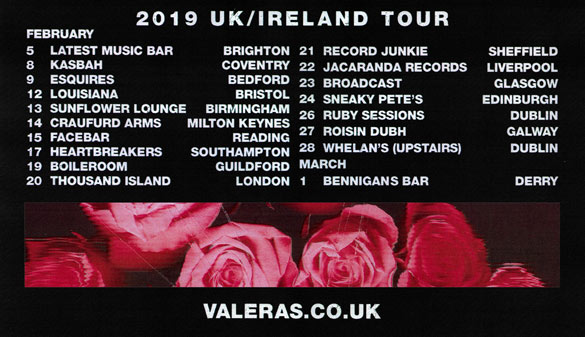 Valeras Tour 2019
