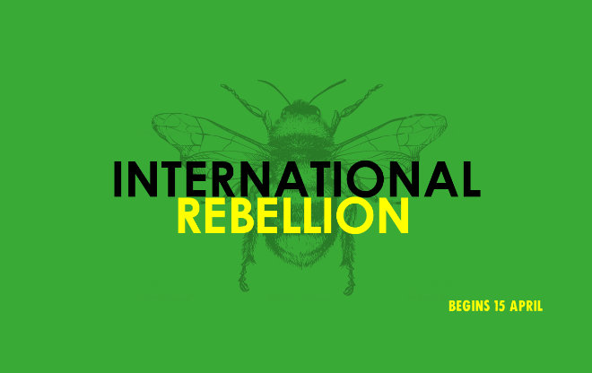 International Rebellion, Begins 15 April