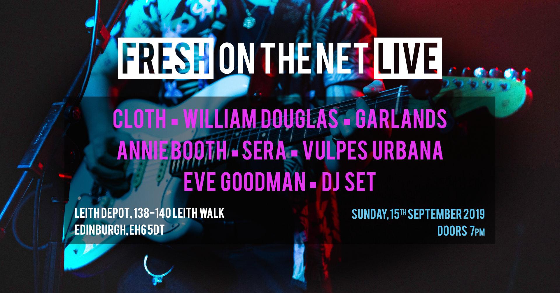 FOTN Live Edinburgh