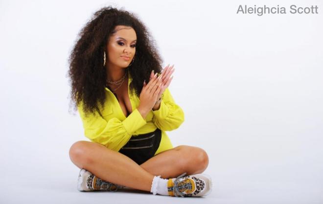 Aleighcia Scott