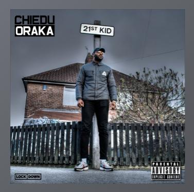 Chiedu Oraka 21st Kid artwork