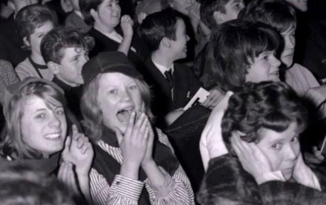 Beatles Fans, Cambridge 26 November 1963