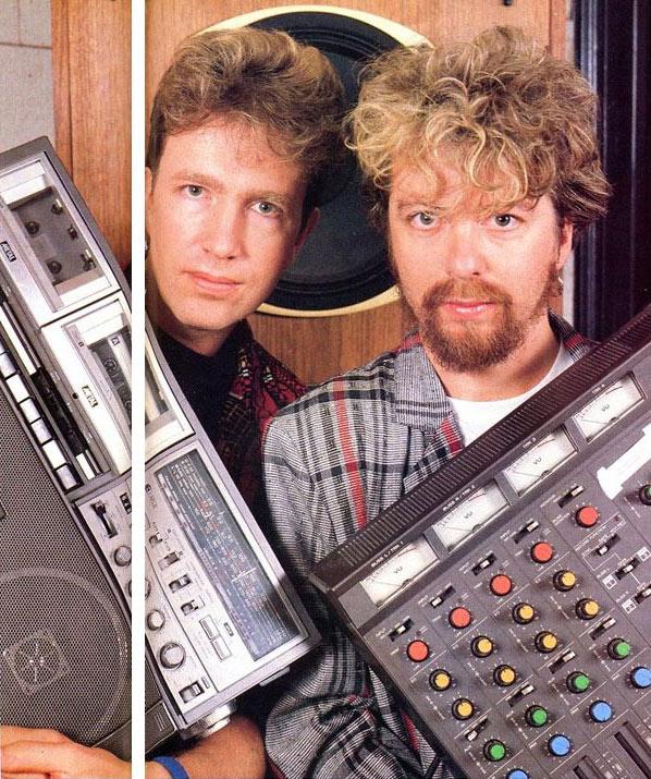 Tom Robinson & Dave Stewart, 1985