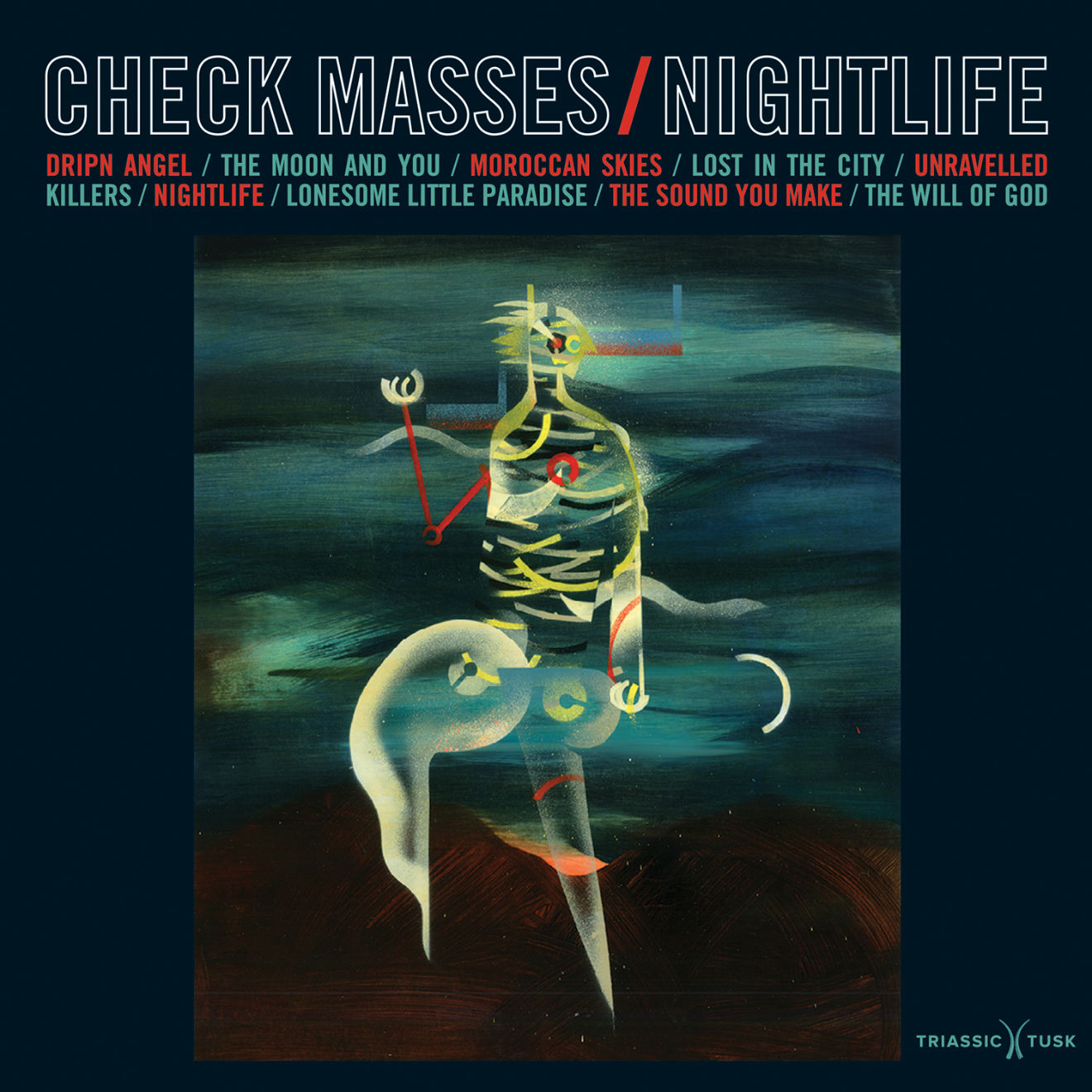 Check Masses – Nightlight album artwork