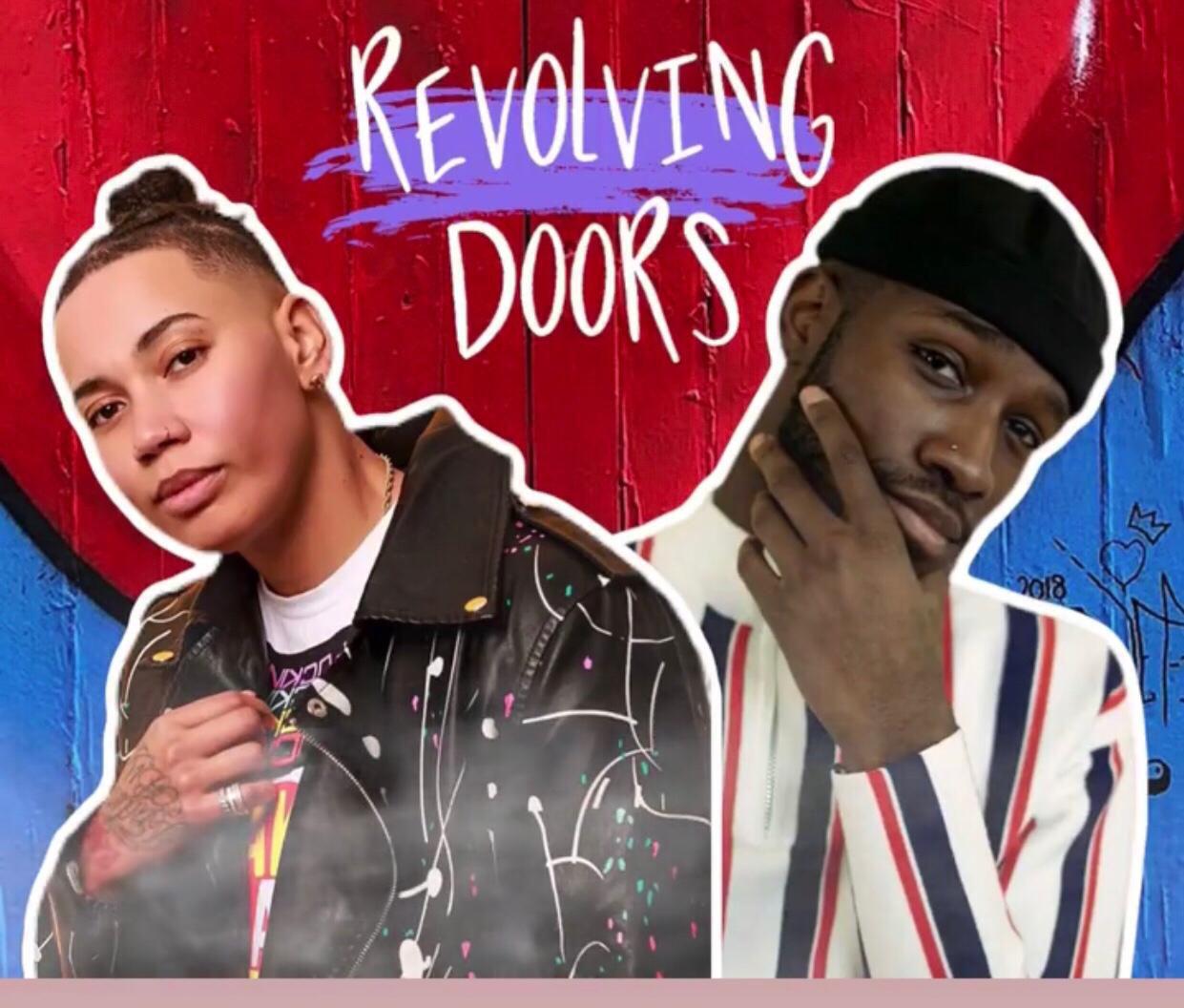 Monique B - Revolving Doors