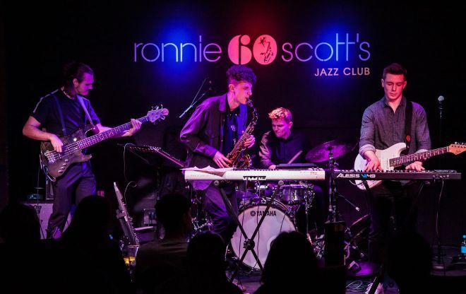 Alex Bone and Band at Ronnie' Scott's Jazz Club