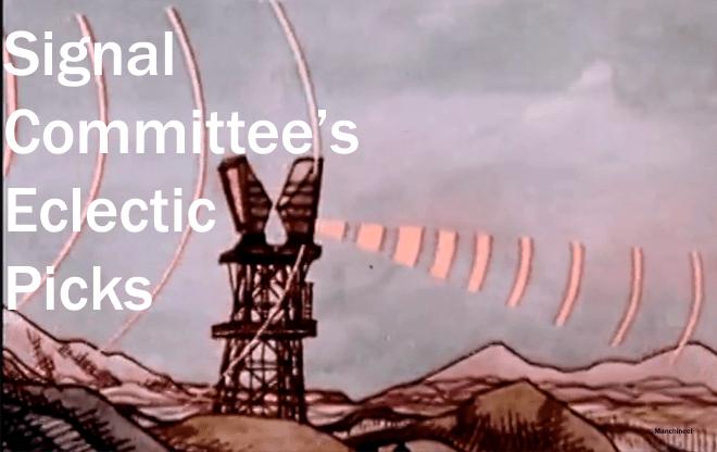 antennas in the desert beaming sound waves