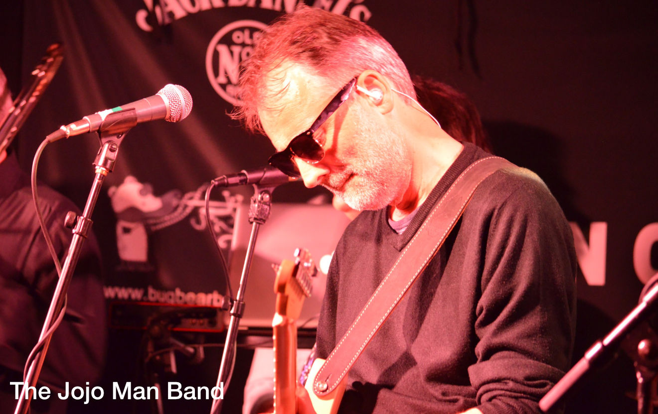 The Jojo Man Band